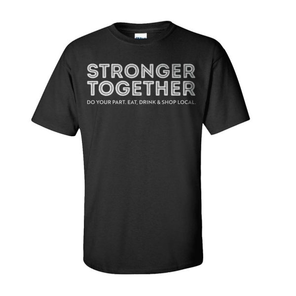 Stronger Together Front